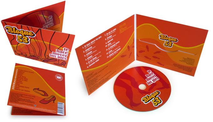Bloque53 CD
