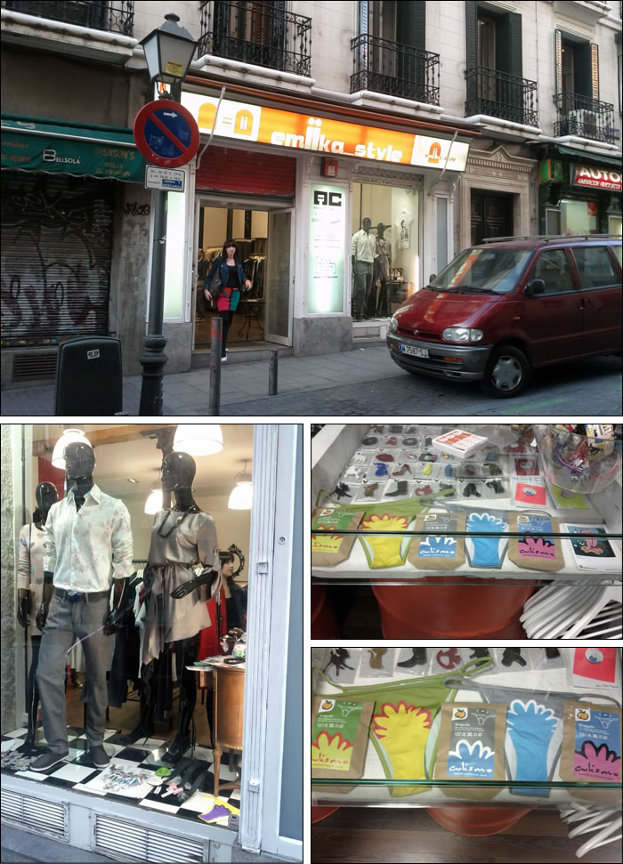 Emiika Style in Madrid