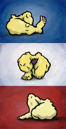 """""""Tres colores"""""""