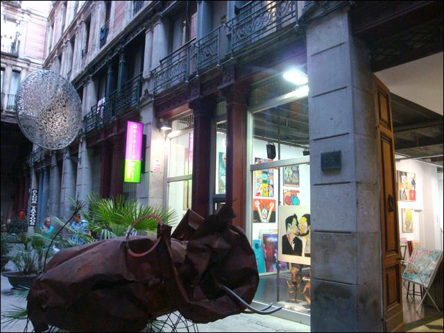 Artevistas, Barcelona